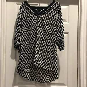 WHBM tunic size 14